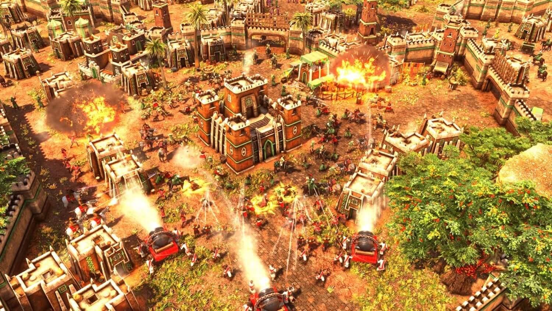 Age of Empires 3 Afrika genişlemesi