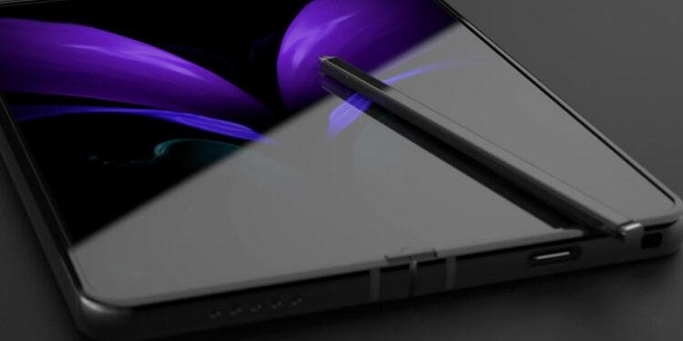 S Pen Pro Z Fold 3