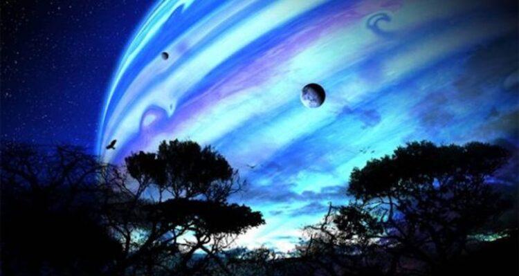 gezegen avlamak