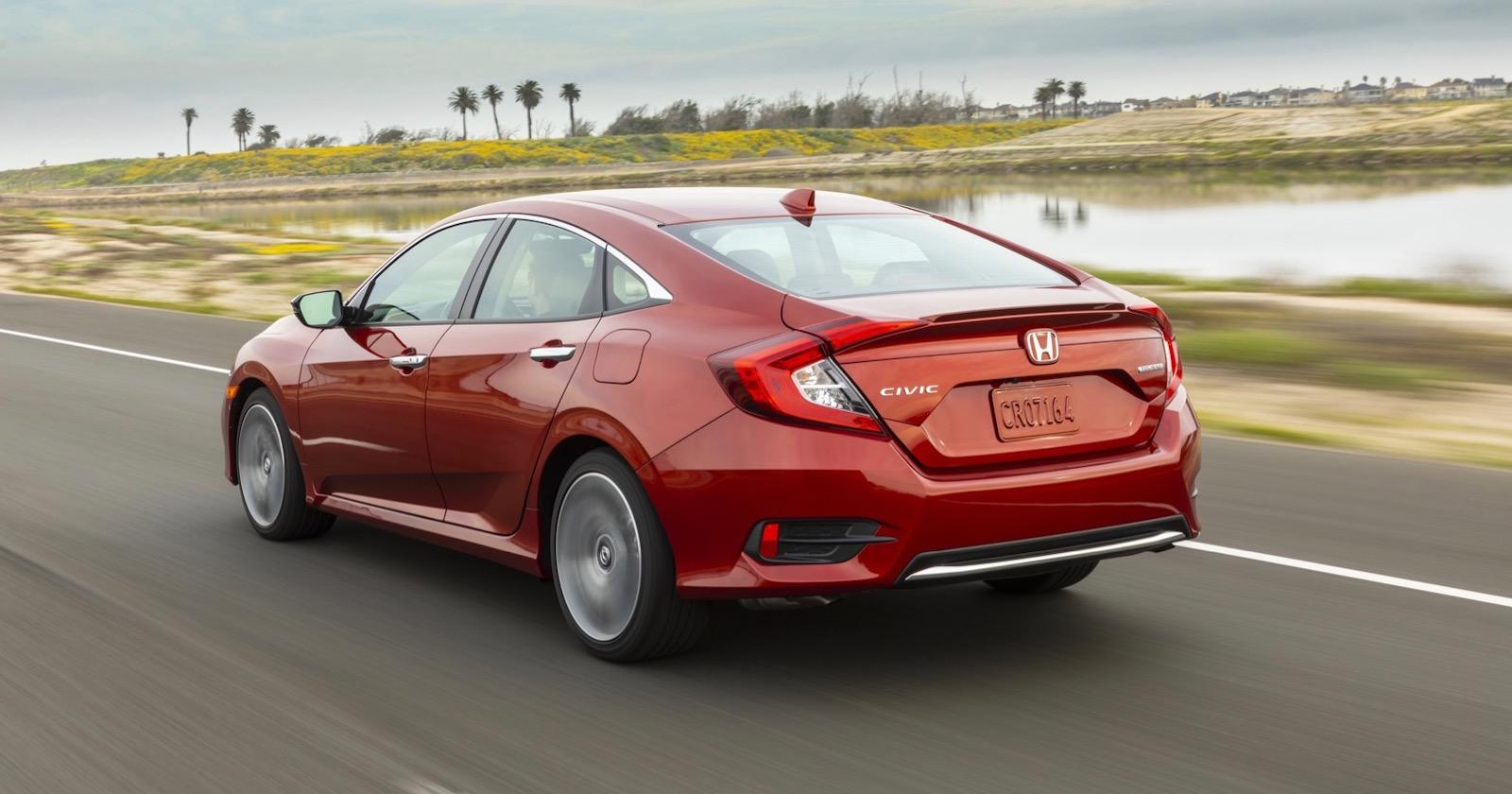 2021 Honda Civic ÖTV İndirimli Satış Fiyatları