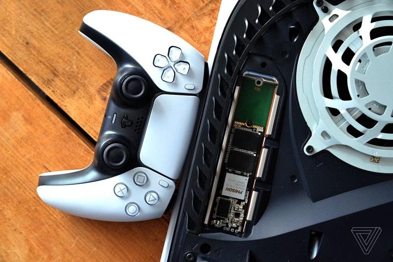 PlayStation 5 M.2 SSD