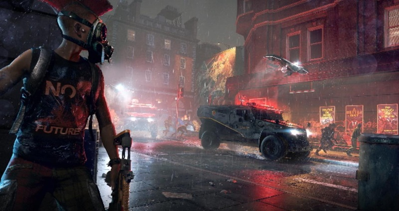 Watch Dogs Legion Assassin's Creed Crossover