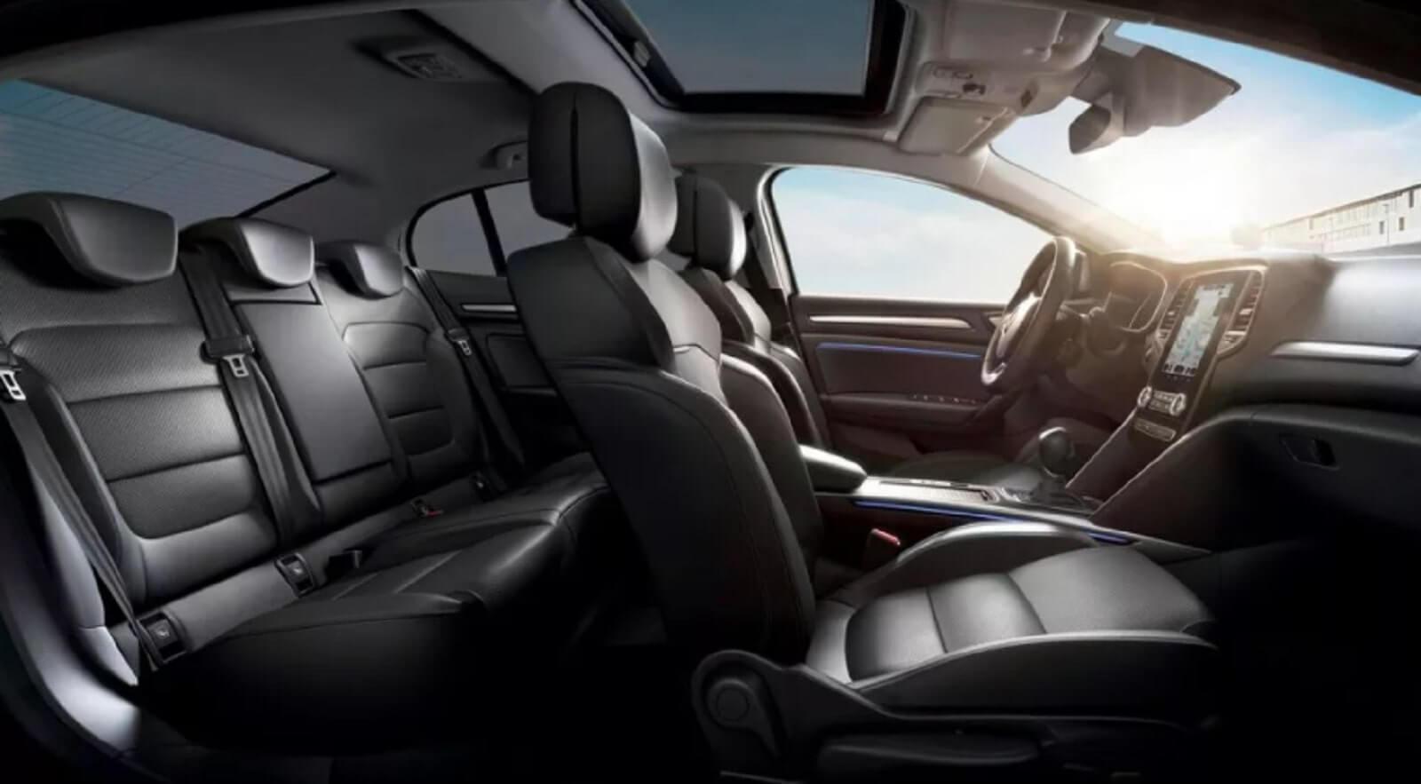 Yeni Megane Sedan kampanyası