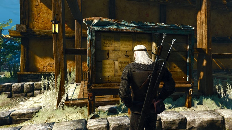 The Witcher 3 Yeni Zırh Modu