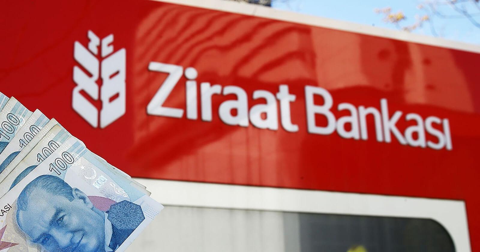 Ziraat Bankası Gelir Belgesiz Kefilsiz 100.000 TL Kredi Kampanyası Başlatıyor