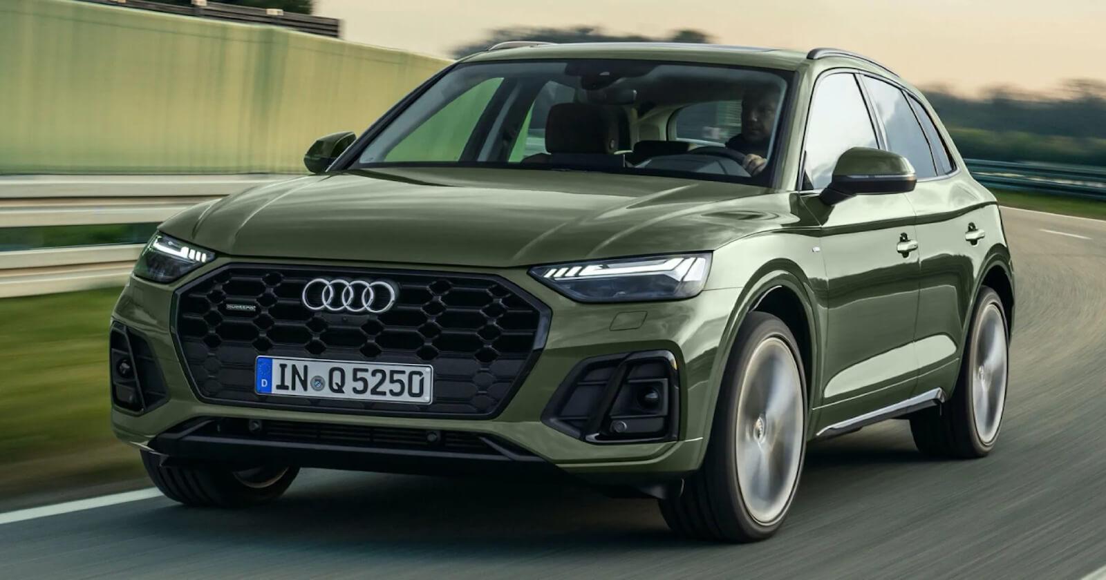 2021 Audi Q5 Eylül Ayı İndirimli Satış Fiyatları