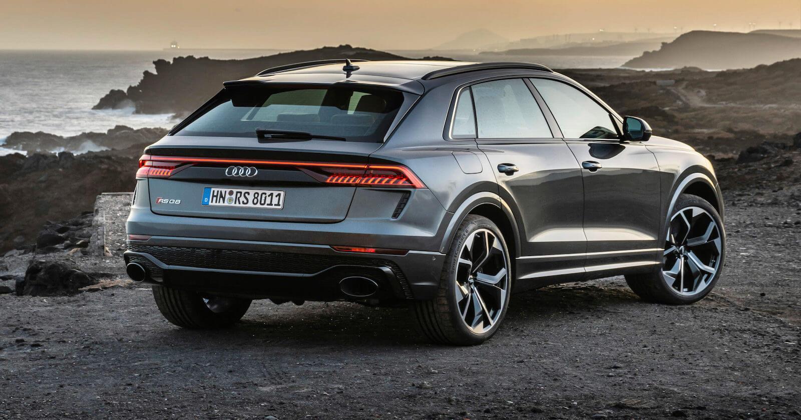 2021 Audi Q8 Modelinin Eylül Ayı Liste Satış Fiyatları