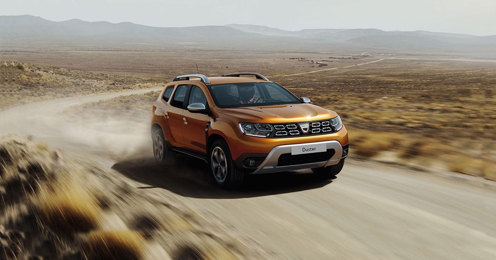 2021 Dacia Duster Eylül Ayı ÖTV İndirimli Fiyatları