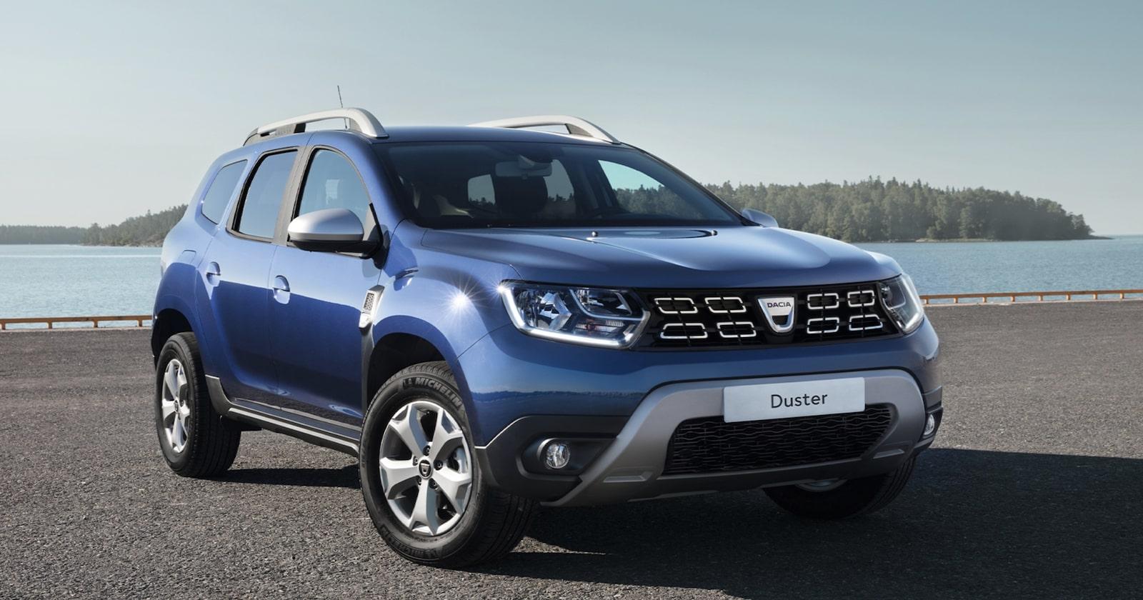 2021 Dacia Duster Eylül Ayına Özel Kampanyası Devam Ediyor