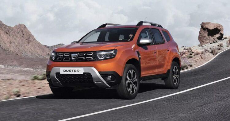 2021 Dacia Duster Modeli Eylül Ayı ÖTV İndirimli Fiyatları İle En Ucuz SUV Olmayı Başardı