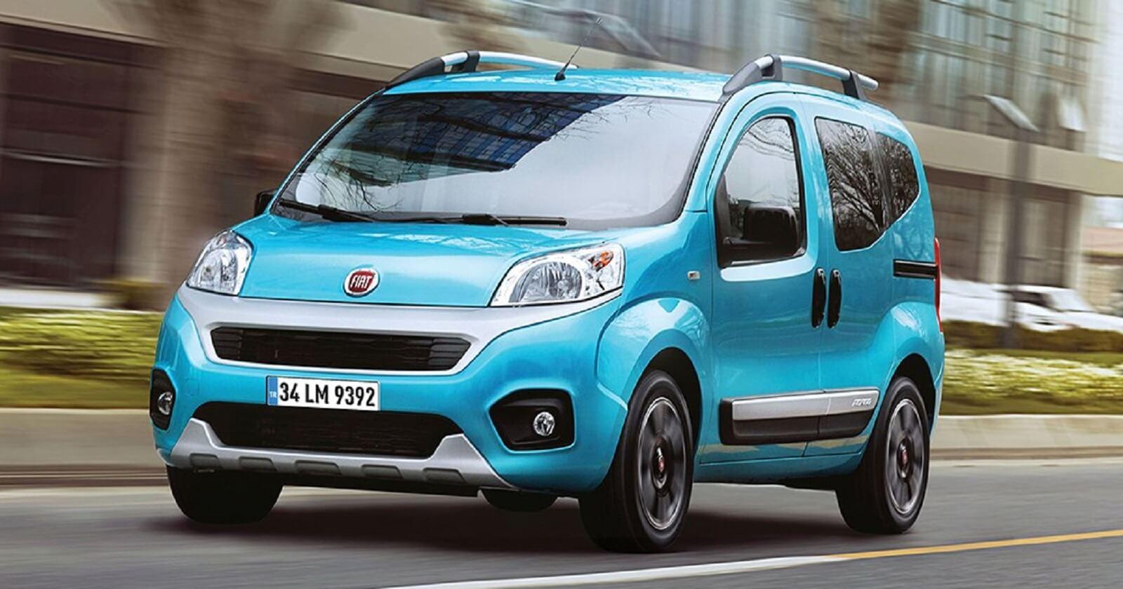 2021 Fiat Doblo ÖTV indirimli düşük faizli araç kampanyası başladı