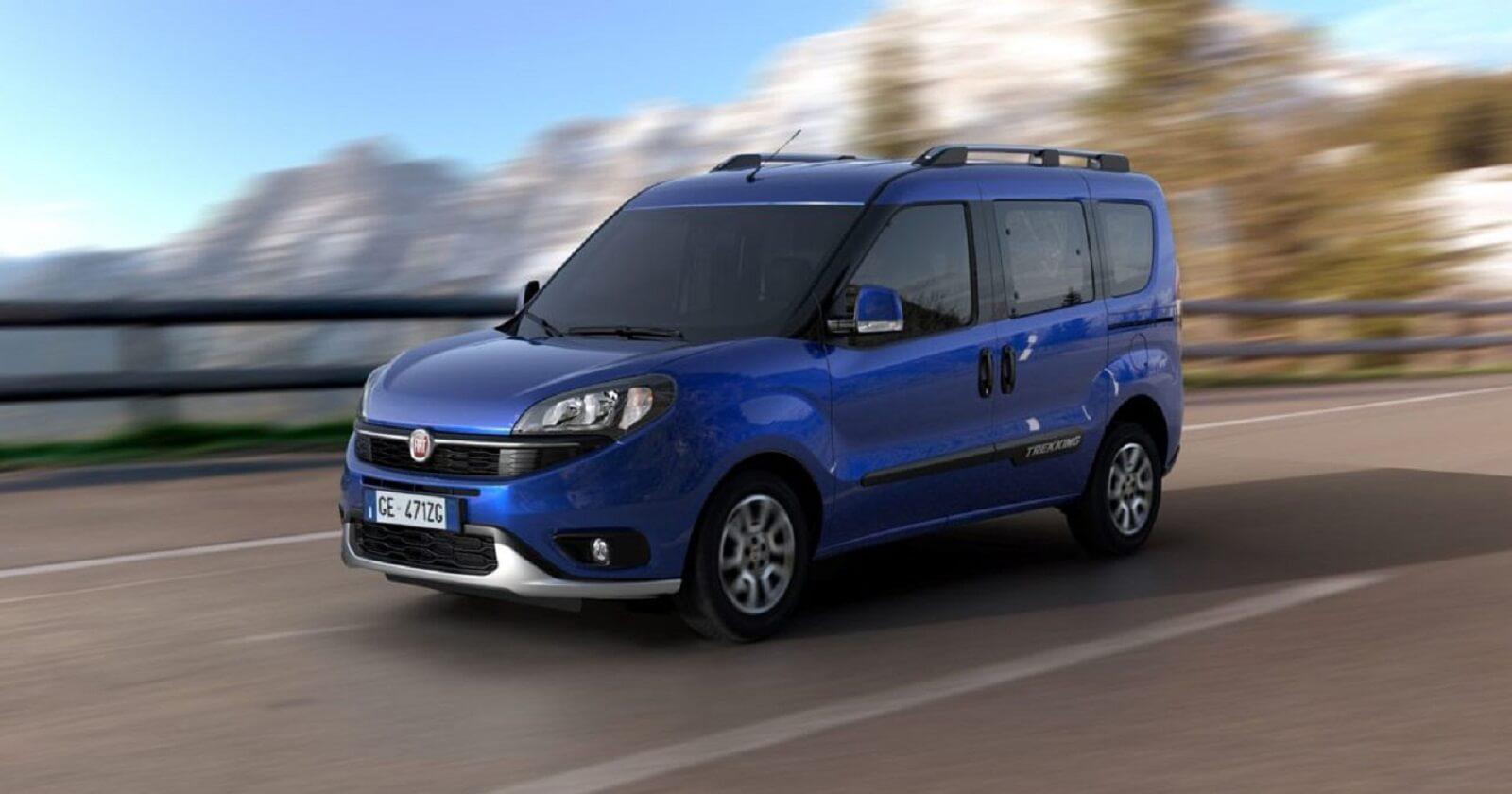 2021 Fiat Doblo ÖTV indirimli uygun faizli araç kampanyası başladı