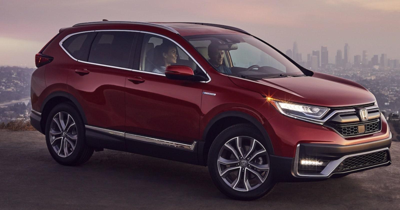 2021 Honda CR-V ÖTV İndirimli Eylül Ayı Satış Fiyatları