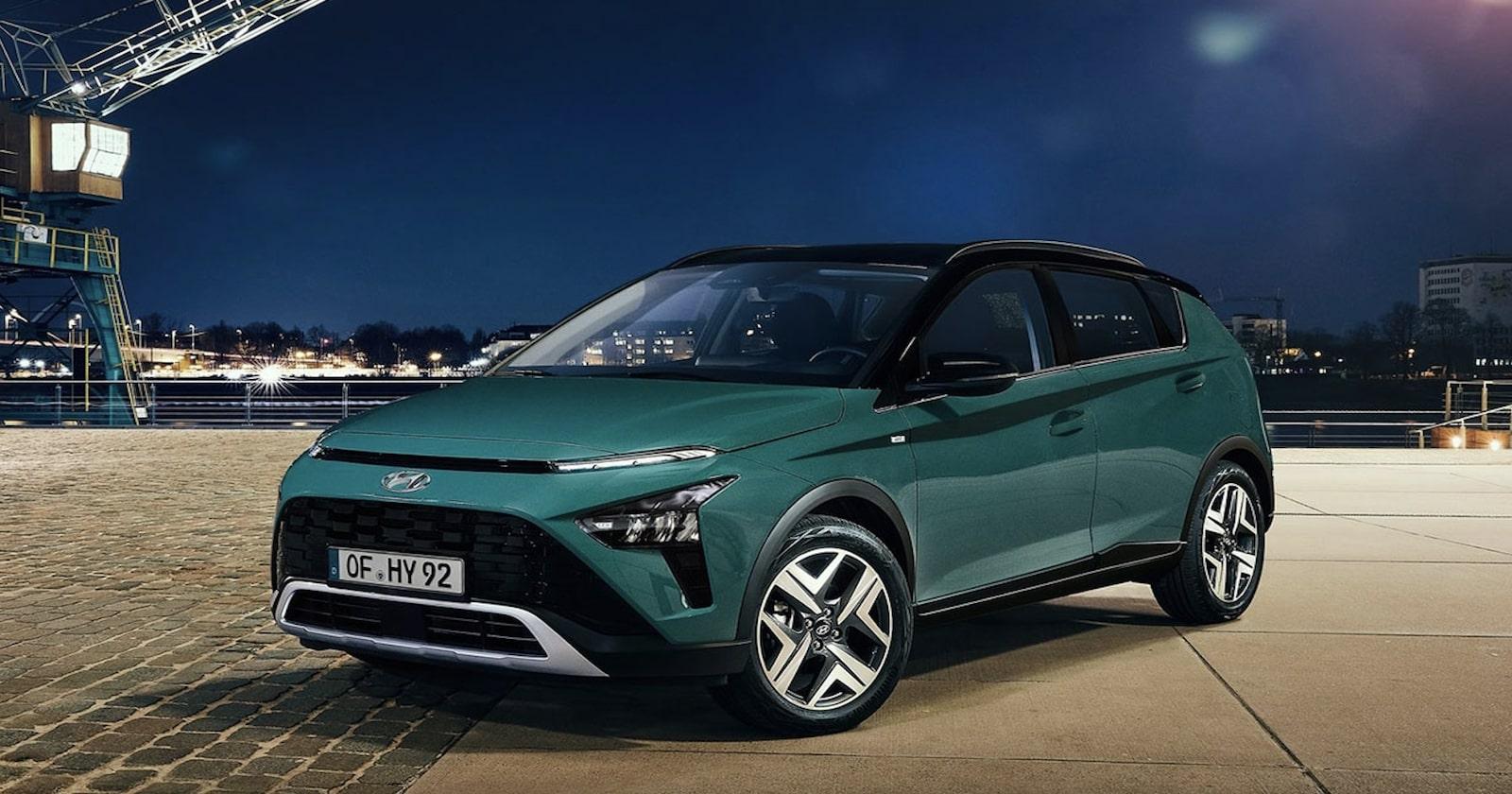 2021 Hyundai Bayon Modelinin ÖTV İndirimli Satış Fiyatları