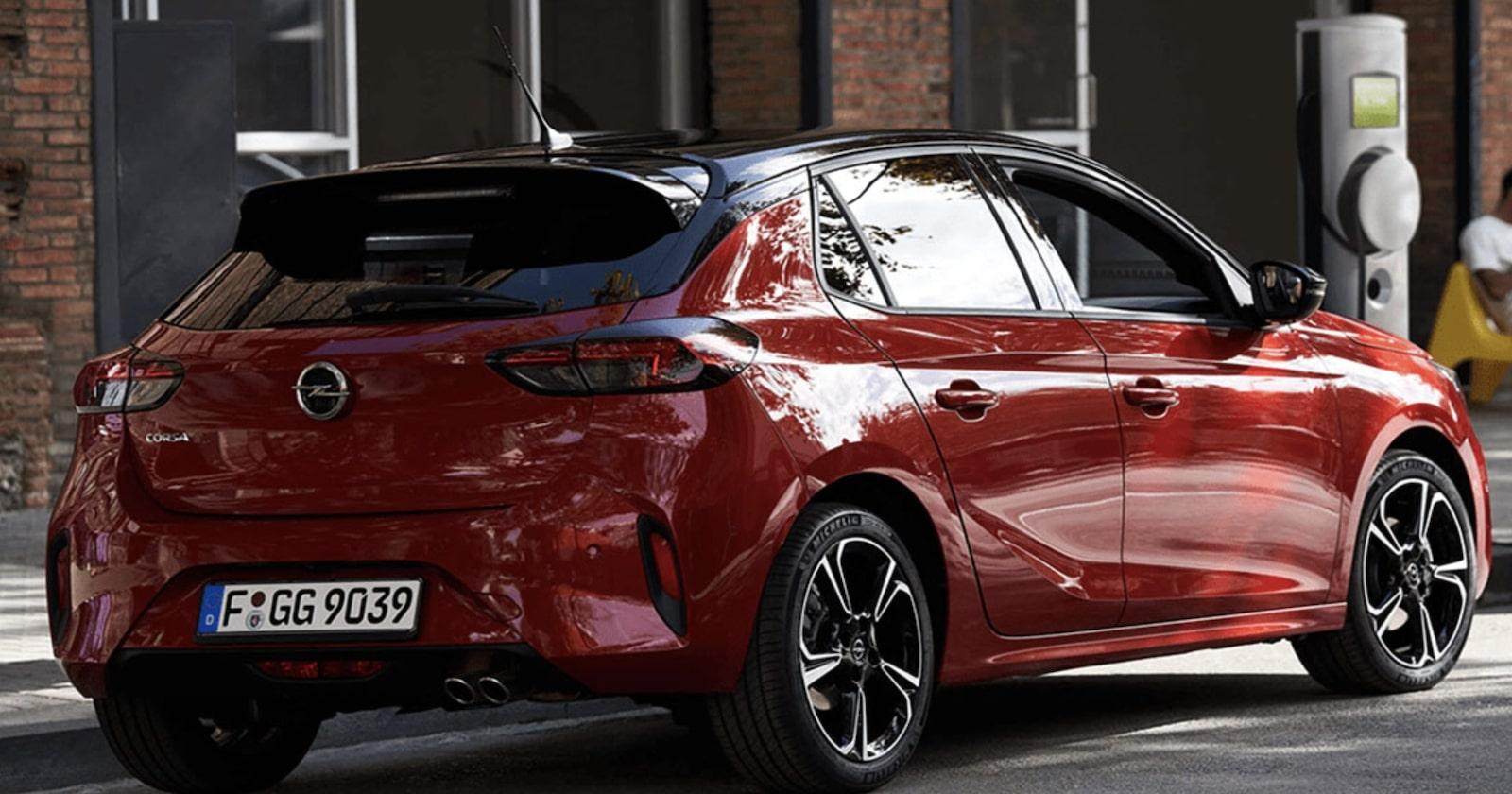 2021 Opel Corsa ÖTV İndirimli Eylül Satış Fiyatları