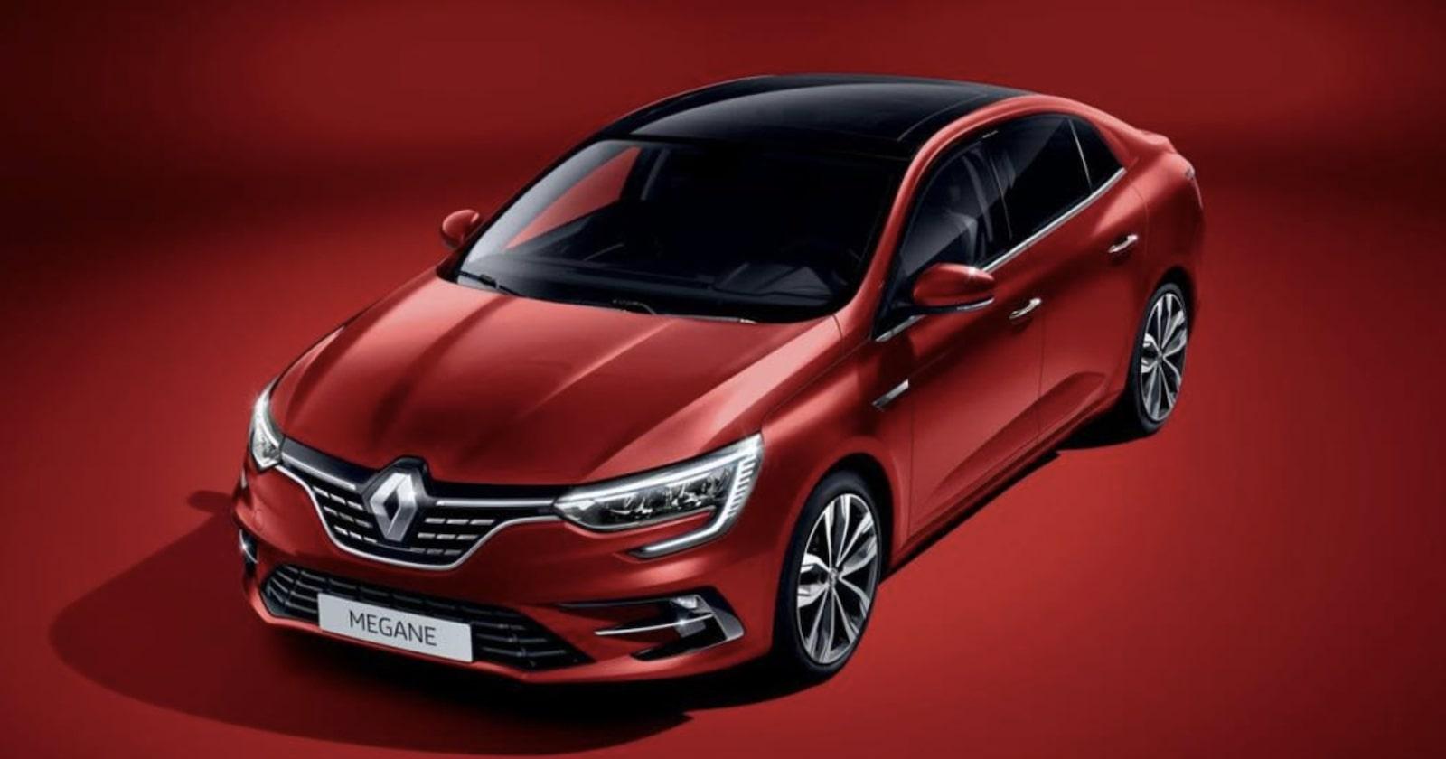 2021 Renault Megane Sedan İndirimli Satış Fiyatları