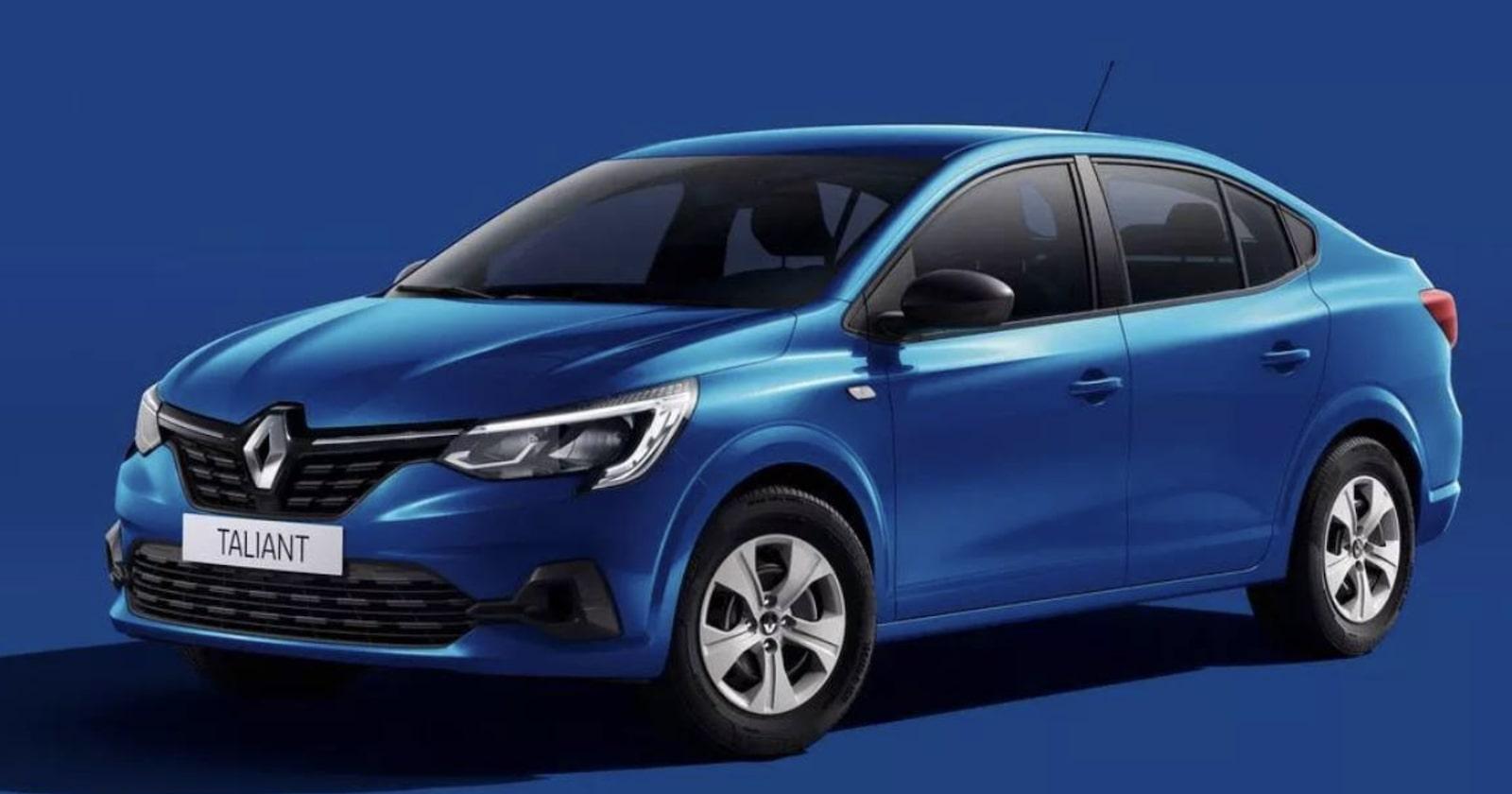 2021 Renault Taliant Eylül Ayı ÖTV İndirimli Fiyatları