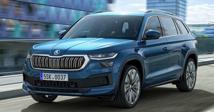 2021 Skoda Kodiaq Makyajlı SUV Modeli Dev ÖTV İndirimli Eylül'e Özel Fiyatlarla Satışa Çıktı