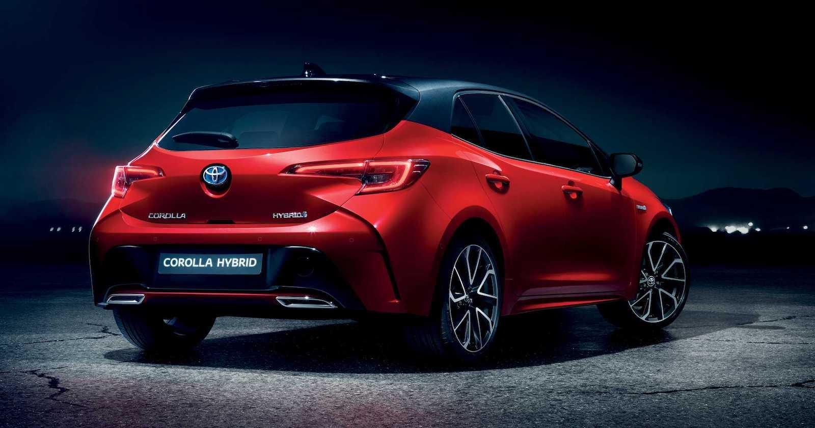 2021 toyota corolla hatchback hybrid eylül satış fiyatı
