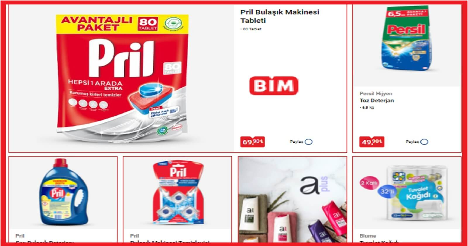 BİM 21 Eylül yeni indirimli aktüel ürünleri yayınlandı
