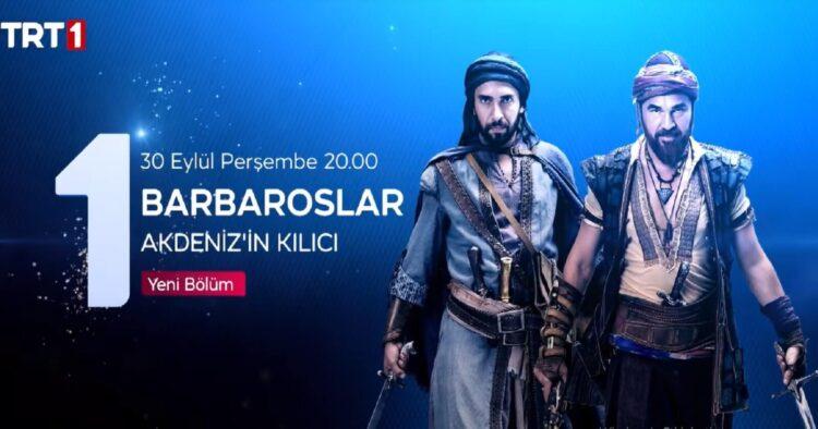 Barbaroslar Akdeniz'in Kılıcı 3. yeni bölüm tanıtım fragmanı (1)