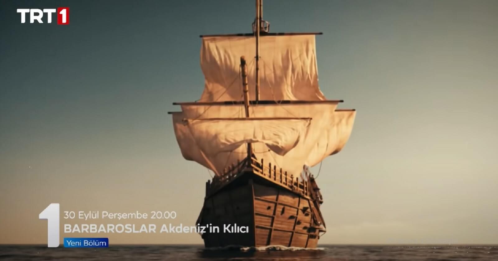 Barbaroslar Akdeniz'in Kılıcı yeni bölüm ön izleme (1)