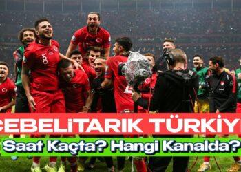 Cebelitarık Türkiye Maçı Saat Kaçta Hangi Kanalda? Cebelitarık Nerede, Nüfusu Kaç?