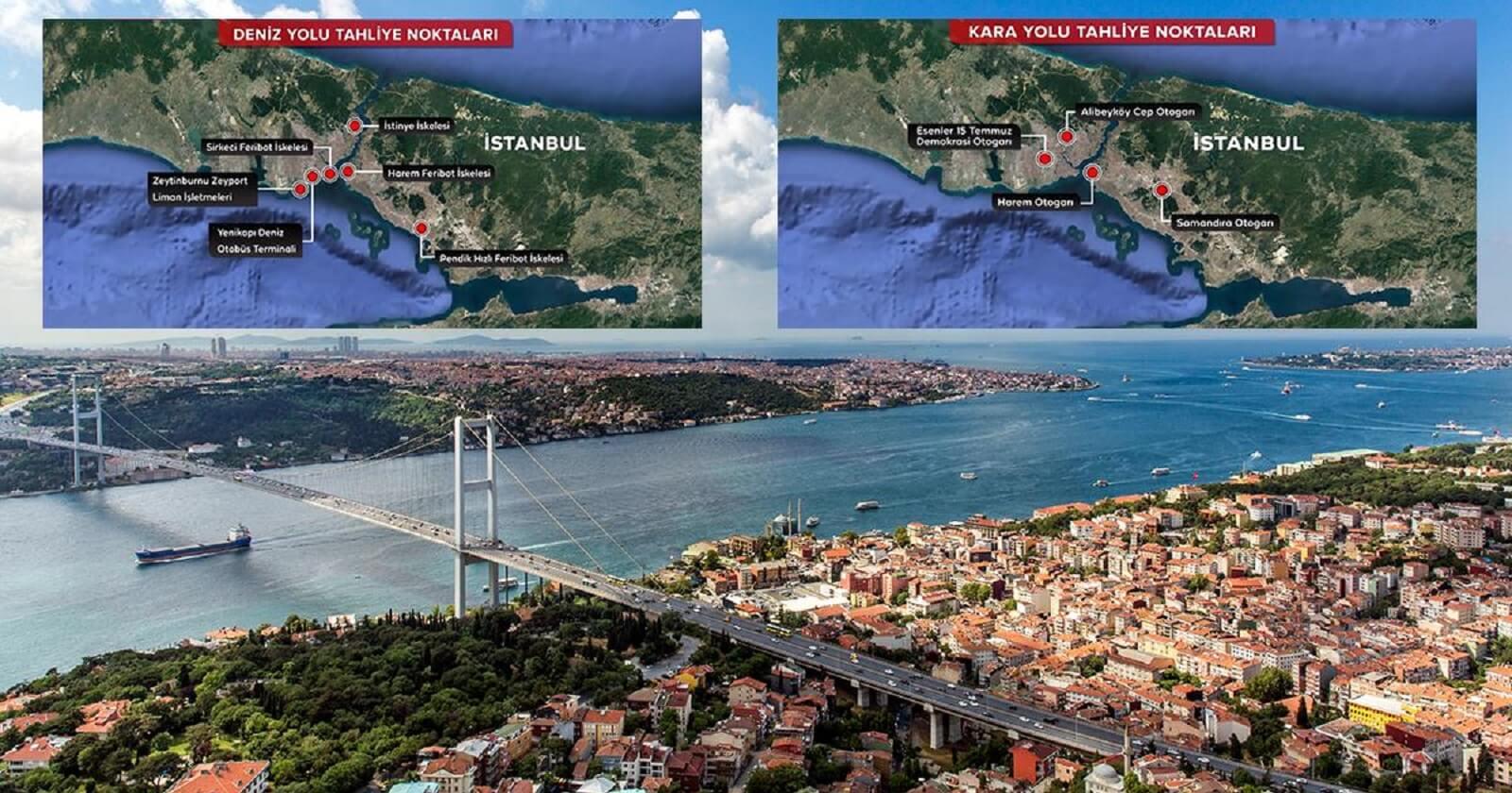İstanbul Depremi Ne Zaman Olur? En Fazla Etkilenecek İlçeler