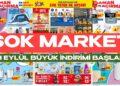 ŞOK Market 21 Eylül Dev İndirim Günlerini Başlattı! ŞOK Ürünlerinde Fiyatlar Dibe Çekildi