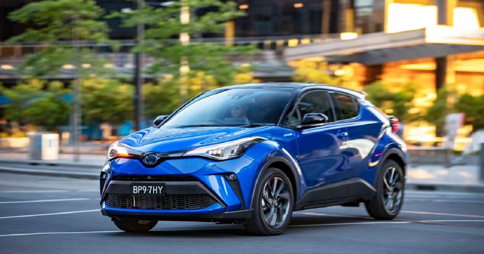 Toyota Hybrid 4x2 ÖTV indirimli fiyat listesinde 170 bin TL'ye indirim
