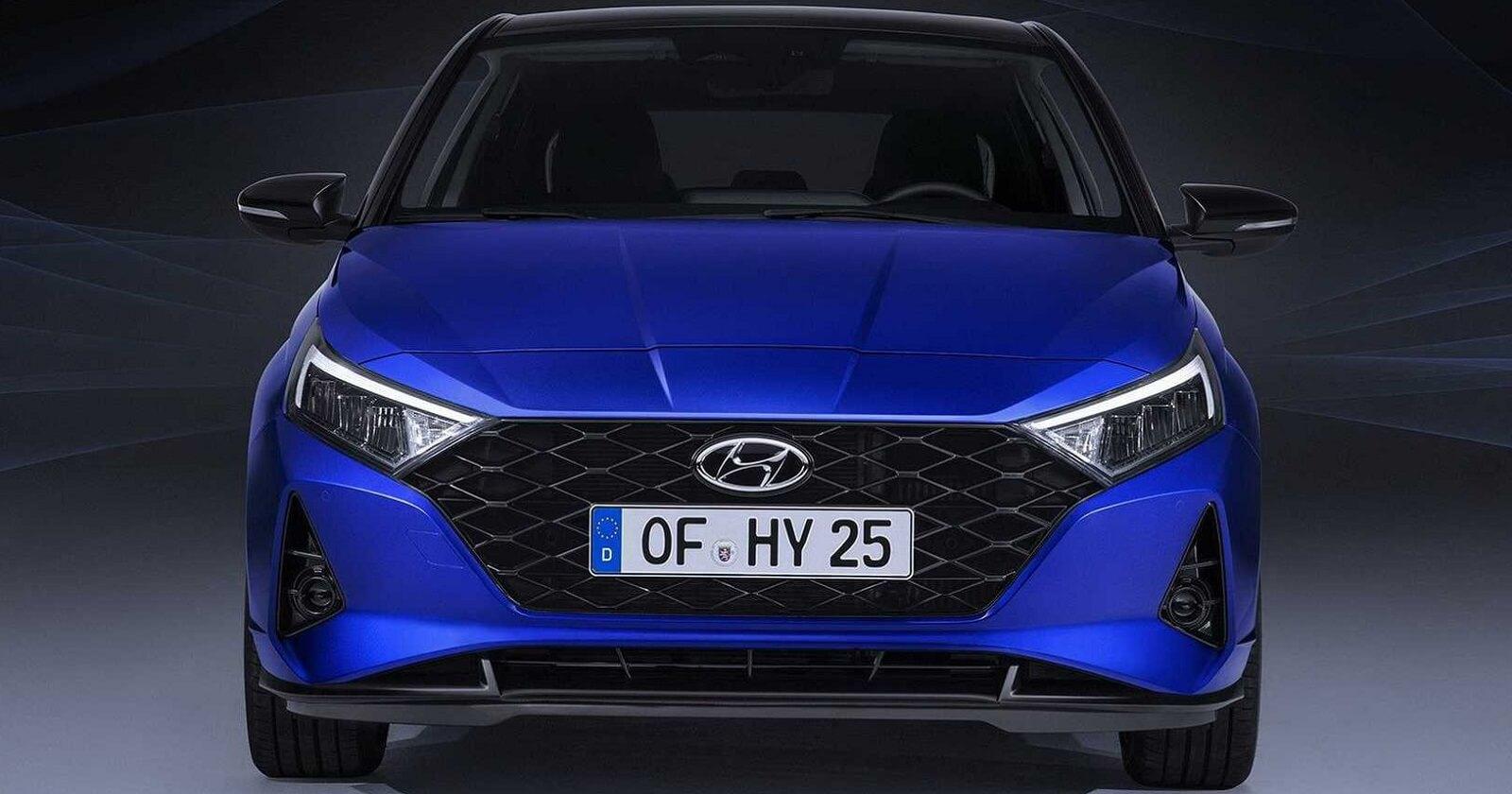 2021 Hyundai i20 sıfır km kampanyalı satış fiyatları