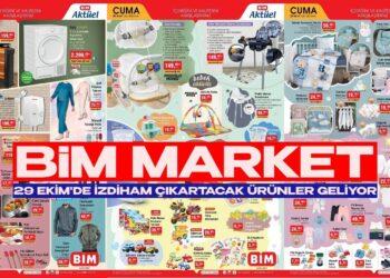 BİM Market 29 Ekim İzdiham Çıkartacak Kampanyasını Duyurdu! BİM'de Ne Alırsan En Ucuza!